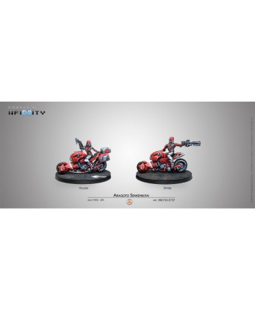 NA2-JSA : Aragoto Senkenbutai | Boutique de Jeux de Figurines Starplayer