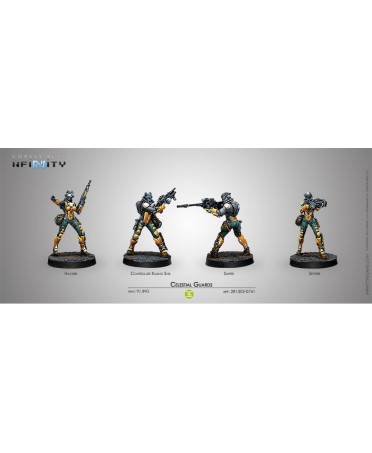 Infinity : Celestial Guards | Boutique Starplayer