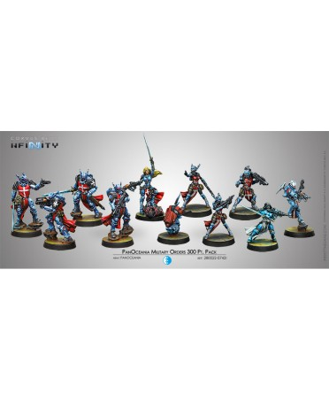 Infinity : PanOceania Military Order (300 pts) | Boutique Starplayer