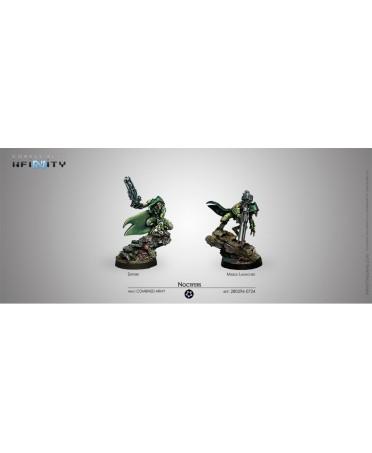 Infinity : Noctifers | Boutique de jeux de figurines Starplayer