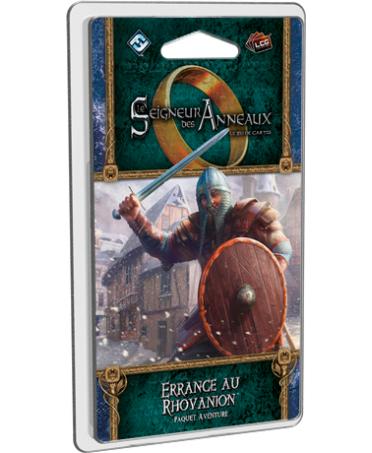 Le Seigneur des Anneaux JCE :  Errance au Rhovanion   Boutique de jeux de cartes Starplayer