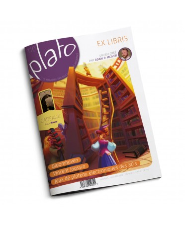 Plato n°110 | Boutique Starplayer