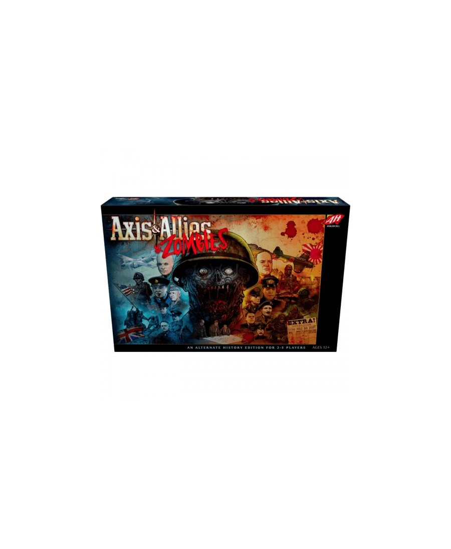 Axis & Allies & Zombies (2018) | Boutique Starplayer