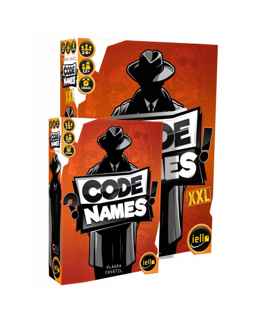 Codenames XXL | Boutique Starplayer