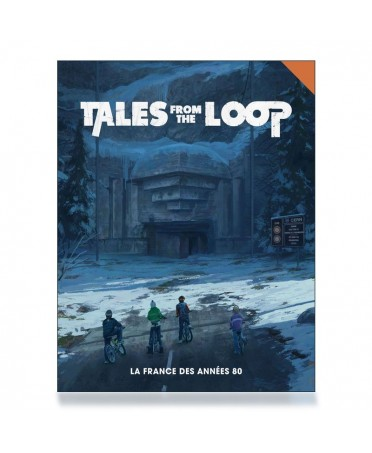 Tales From The Loop RPG : La France des Années 80 | Boutique Starplayer