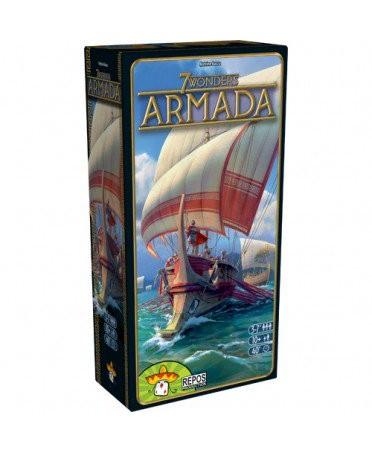 Seven Wonders : Armada | Boutique de jeux de société Starplayer