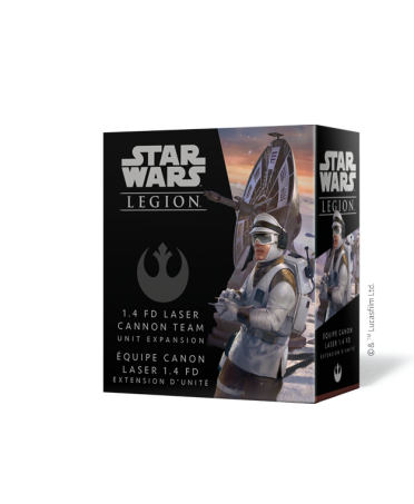 Star Wars Legion : Équipe Canon Laser 1.4 FD | Boutique de jeux de figurines Starplayer