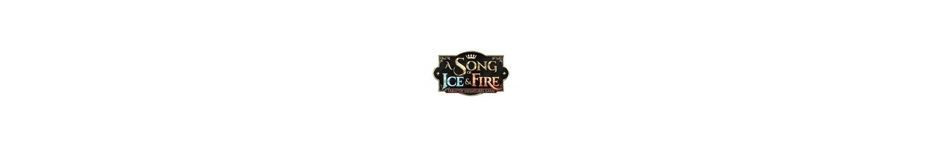 A Song Of Ice And Fire - Le Trône de Fer - Miniatures | Starplayer