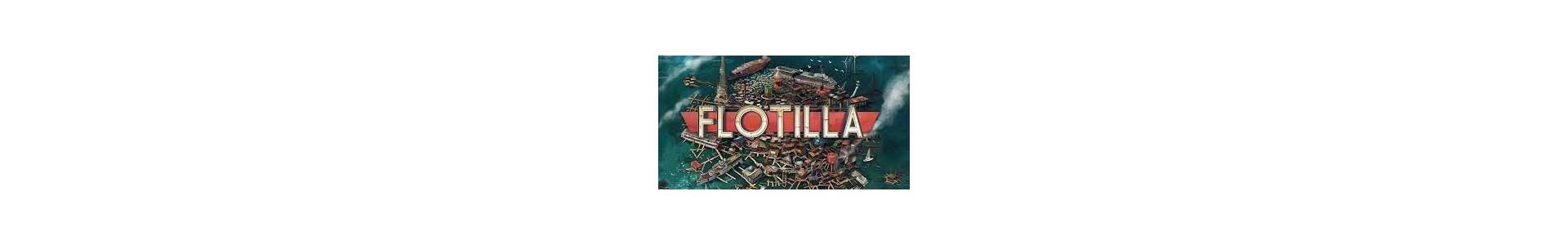 Jeux de Société - Flotilla | Achetez sur Starplayer
